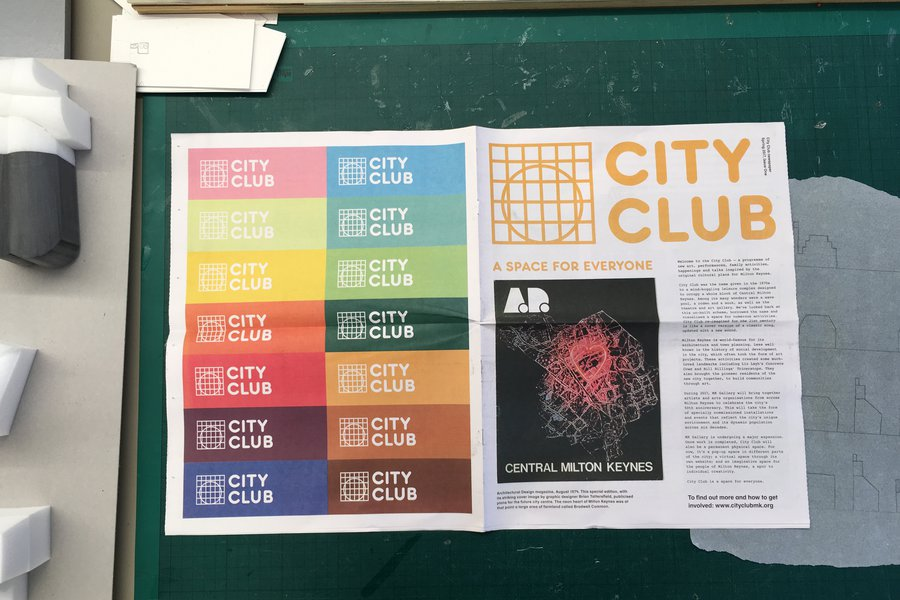 City Club Newspaper