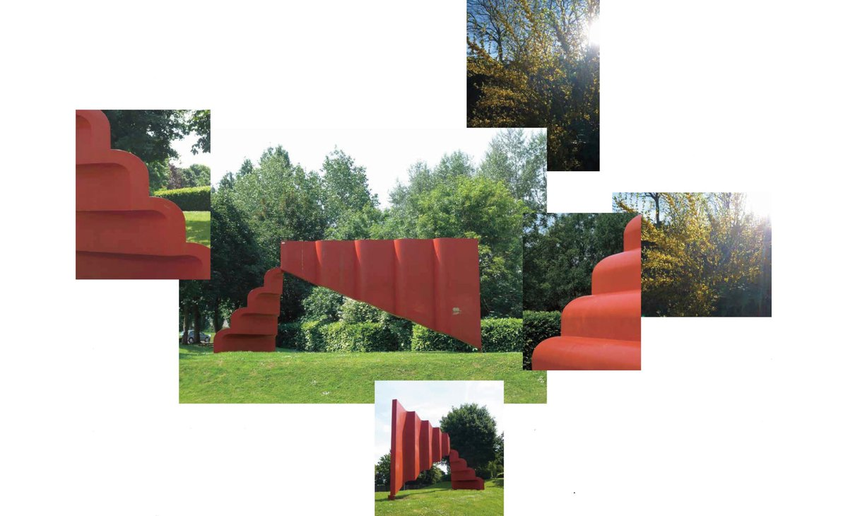 Proposal for Garden Without Walls, featuring Schottlander's 2MS Series No.1